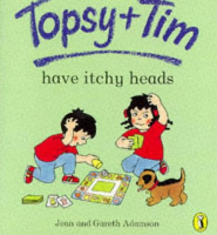 9780140559224: Topsy + Tim have Itchy Heads (Topsy & Tim Picture Puffins)
