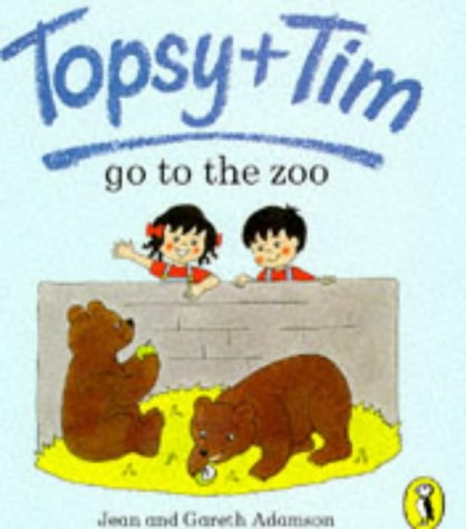 9780140559286: Topsy and Tim Go to the Zoo (Topsy & Tim picture Puffins)