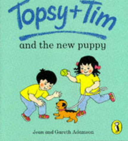 9780140559378: Topsy and Tim and the New Puppy (Topsy & Tim picture Puffins)