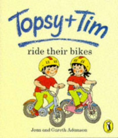 9780140559392: Topsy and Tim Ride Their Bikes (Topsy & Tim picture Puffins)