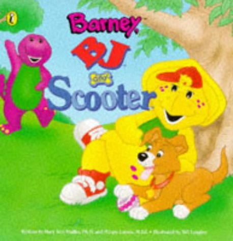 9780140559637: Barney, BJ and Scooter