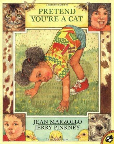 9780140559934: Pretend You're a Cat (Picture Puffins)