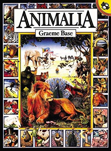 9780140559965: Animalia (Picture Puffins)