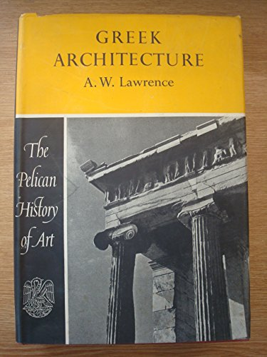 9780140560114: Greek Architecture (Pelican History of Art)
