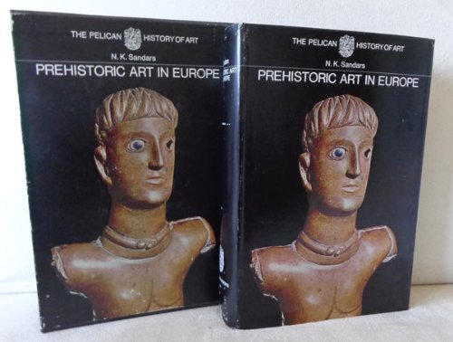 9780140560305: Prehistoric Art in Europe (Pelican History of Art)