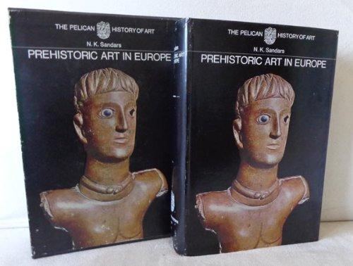 9780140560305: Prehistoric Art in Europe (Hist of Art)