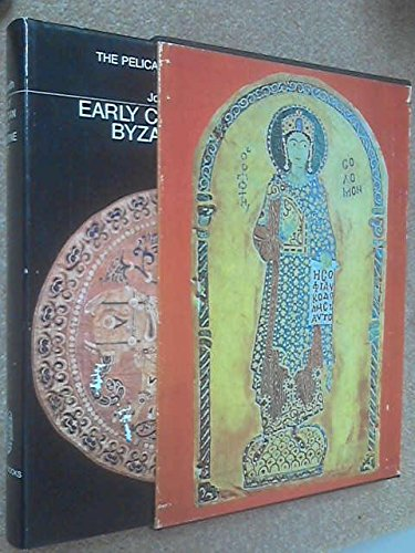 Early Christian and Byzantine Art (Penguin History of Art)