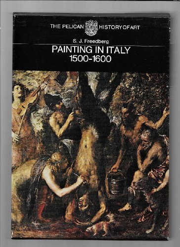 9780140560350: Painting in Italy: 1500-1600 (Hist of Art)