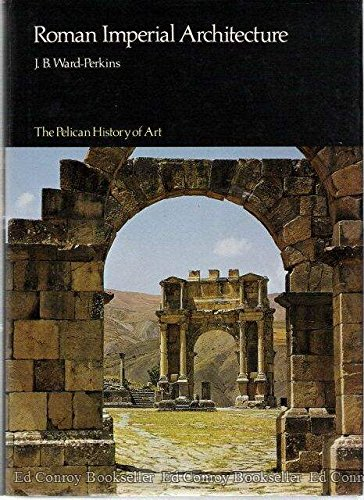 9780140560459: Roman Imperial Architecture (Pelican History of Art)