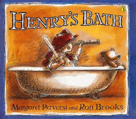 9780140560886: Henry's Bath (Picture Puffin)