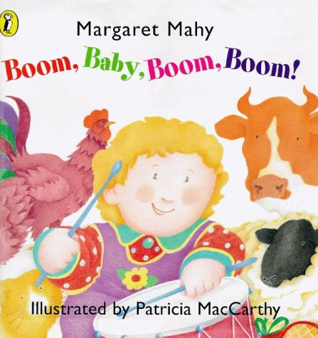 9780140560916: Boom, Baby, Boom, Boom! (Picture Puffin)