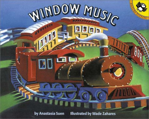 9780140560930: Window Music