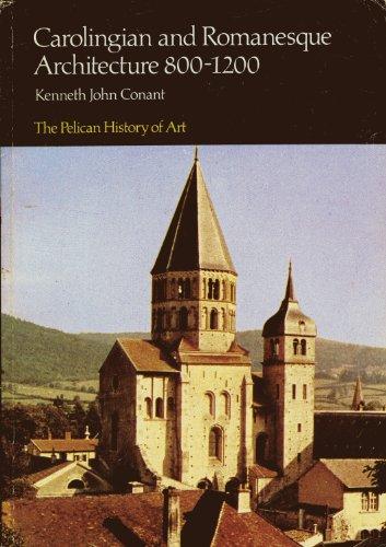 9780140561135: Carolingian and Romanesque Architecture, 800-1200