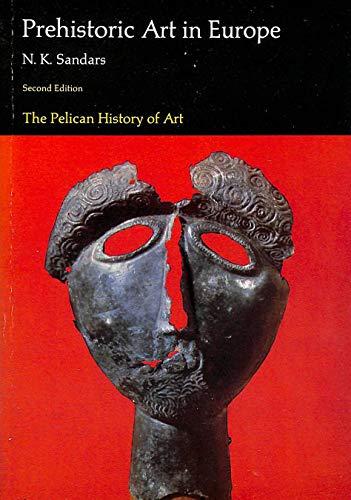 9780140561302: Prehistoric Art in Europe (Pelican History of Art)