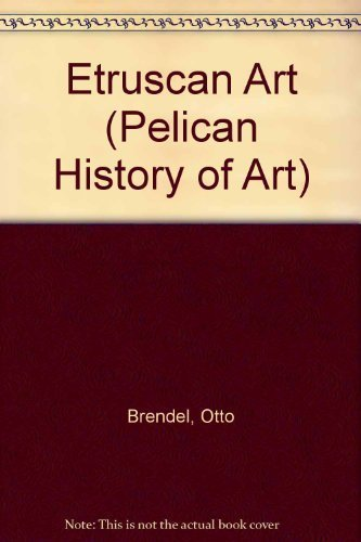 9780140561432: Etruscan Art (Pelican History of Art)