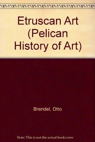 9780140561432: Etruscan Art