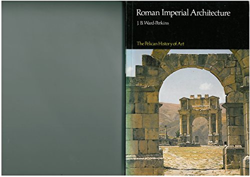 9780140561456: Roman Imperial Architecture (Pelican History of Art)