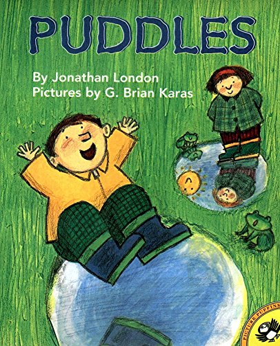 9780140561753: Puddles (Picture Puffins)