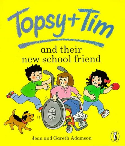 9780140561845: Topsy And Tim And Thier New School Friend (Topsy & Tim picture Puffins)