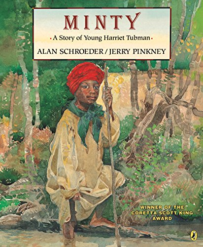 9780140561968: Minty: A Story of Young Harriet Tubman (Picture Puffin)