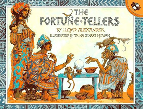 9780140562330: The Fortune-Tellers (Picture Puffin Books)