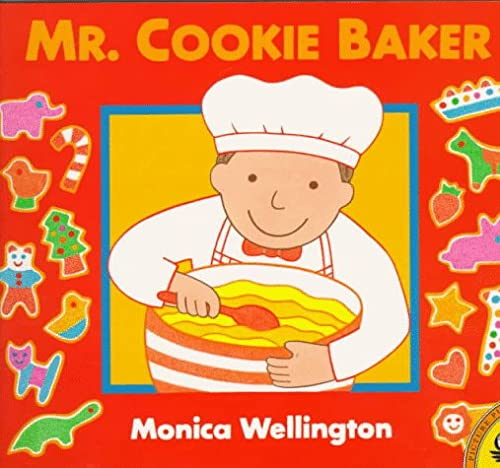 9780140562347: Mr.Cookie Baker (Picture Puffins)