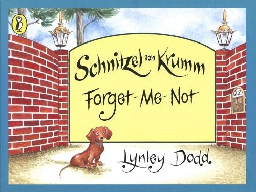9780140562354: Schnitzel Von Krumm Forget-Me-Not (Hairy Maclary and Friends)