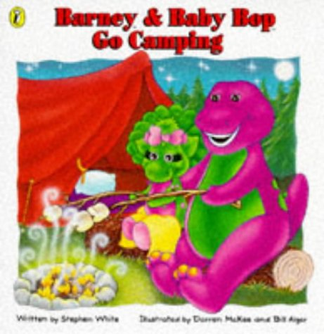 9780140562514: Barney and Baby Bop Go Camping (Barney S.)