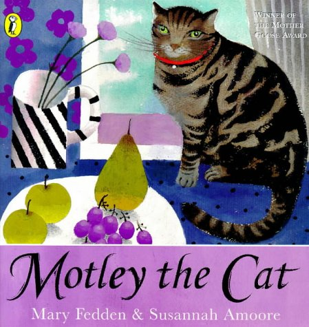 9780140563078: Motley the Cat (Picture Puffin)