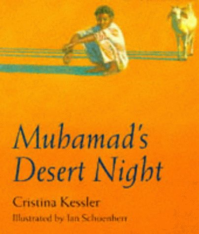 9780140563368: Muhamad's Desert Night (Picture Puffin)