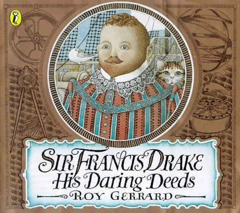 9780140563481: Sir Francis Drake (Picture Puffin)