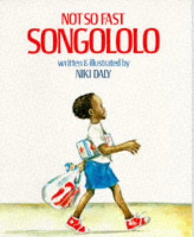 9780140563528: Not So Fast, Songololo (Picture Puffin)