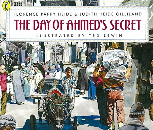 9780140563535: The Day of Ahmed's Secret (Picture Puffin)
