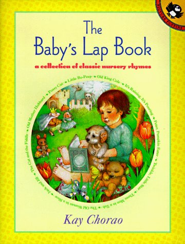 9780140563634: The Baby's Lap Book: An Collection of Classic Nursery Rhymes (Picture Puffin Books)
