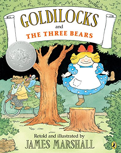 9780140563665: Goldilocks and the Three Bears (Picture Puffin Books)