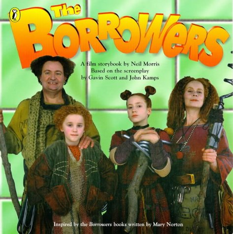 9780140563757: The Borrowers: Film Storybook (Puffin picture books FT)