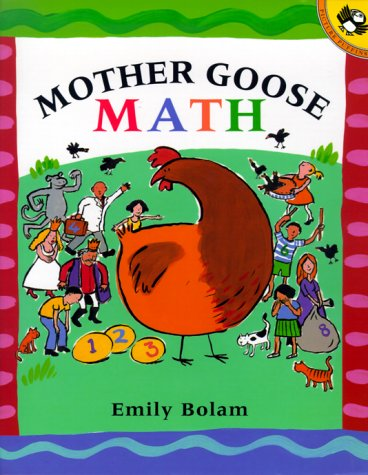 9780140563931: Mother Goose Math