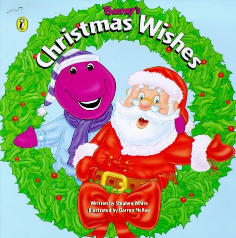 9780140564051: Barney's Christmas Wishes