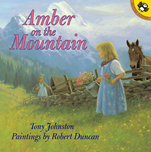 9780140564082: Amber on the Mountain (Picture Puffin Books)