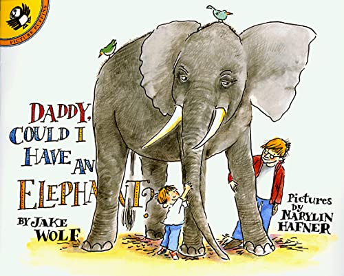 9780140564105: Daddy, Could I Have an Elephant? (Picture Puffins)