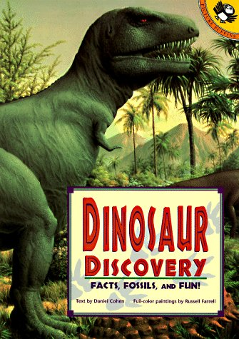 9780140564136: Dinosaur Discovery: Facts, Fossils, and Fun! (Picture Puffin Books)