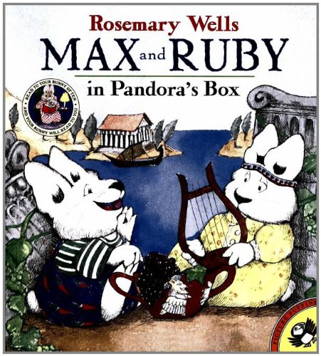 9780140564150: Max and Ruby in Pandora's Box