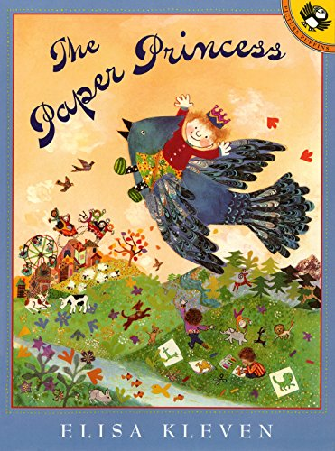 The Paper Princess (Picture Puffin Books): Kleven, Elisa