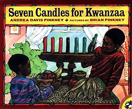 9780140564280: Seven Candles for Kwanzaa (Picture Puffins)