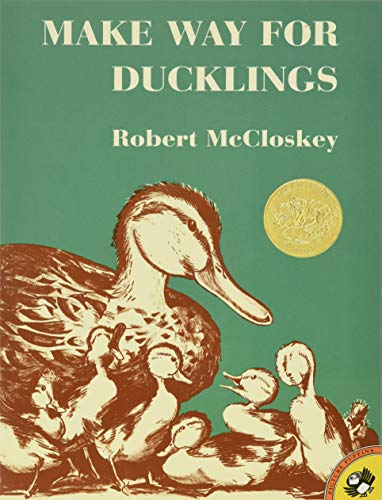 Make Way for Ducklings (Picture Puffins): McClosky, Robert