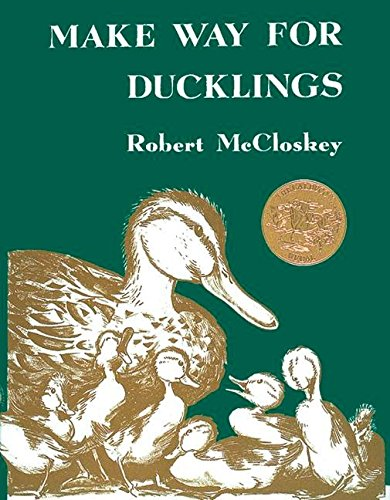 9780140564341: Make Way for Ducklings