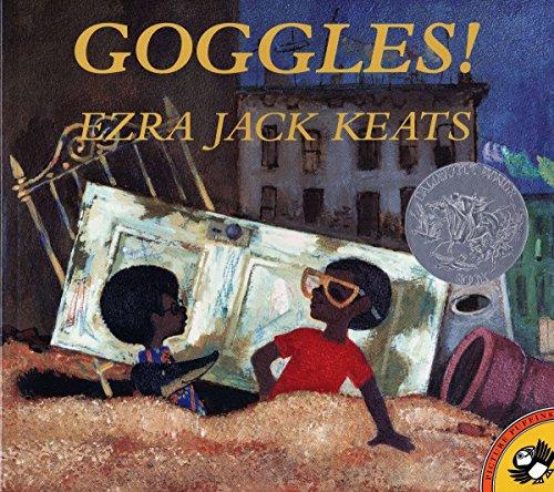 9780140564402: Goggles! (Picture Puffin Books)
