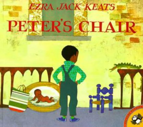 9780140564419: Peter's Chair (Picture Puffin Books)