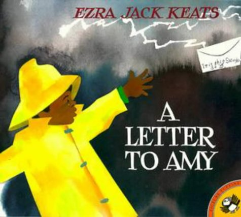 9780140564426: A Letter to Amy (Picture Puffins)
