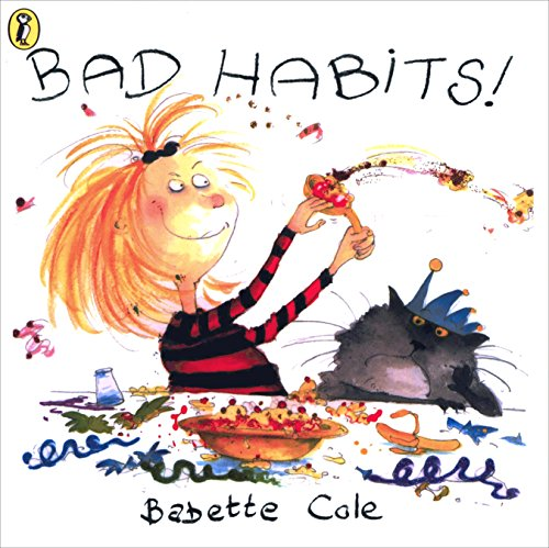 9780140564518: Bad Habits (Picture Puffin)